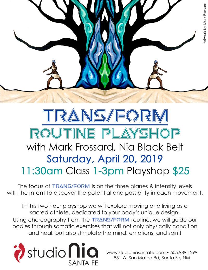 TransForm-playshop2019